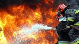 В Челябинске натерритории ЧТЗ произошел пожар