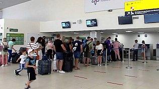 Первые южноуральцы улетели в Турцию после возобновления авиасообщения