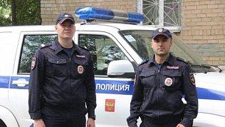 В Челябинске полицейских поощрили запомощь приспасении людей напожаре
