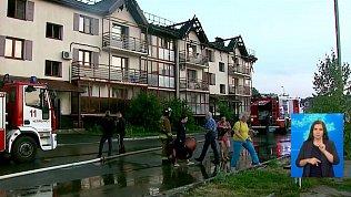 Сгоревший дом восстановят за счет фонда капремонта