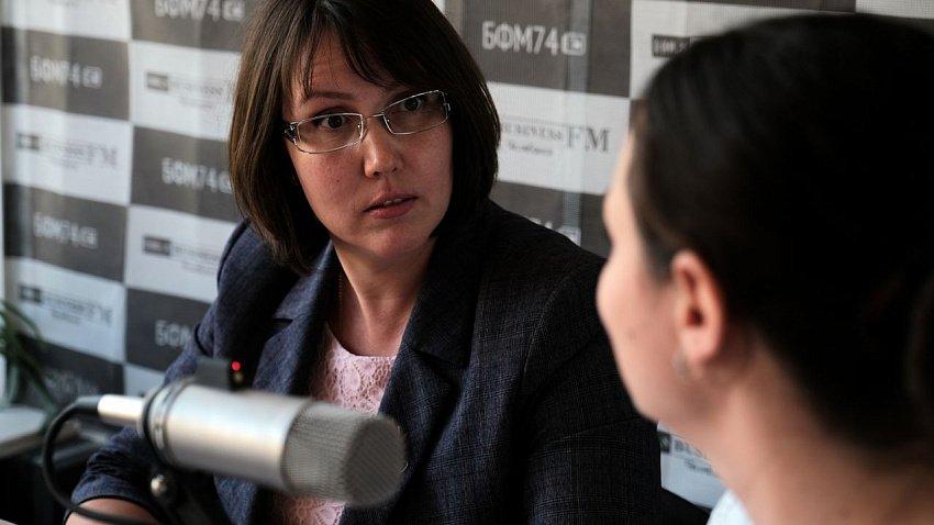 Наталья Лапина: «Россельхозбанк кредитует сферу АПК по льготной ставке»