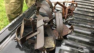 Территорию нацпарка «Зигальга» очищают откапканов