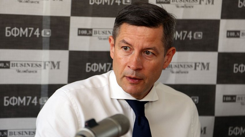 Егор Ковальчук: «Мы не выходили из режима особого экономического положения»