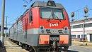 В Челябинскую область поступили пять мощных электровозов «Ермак»
