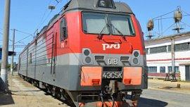 На Южно-Уральскую магистраль поступило пять современных электровозов