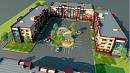 Для работников ММК построят восемь современных домов