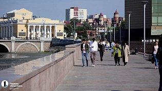 В Челябинской области прогнозируют жаркую и ветреную погоду