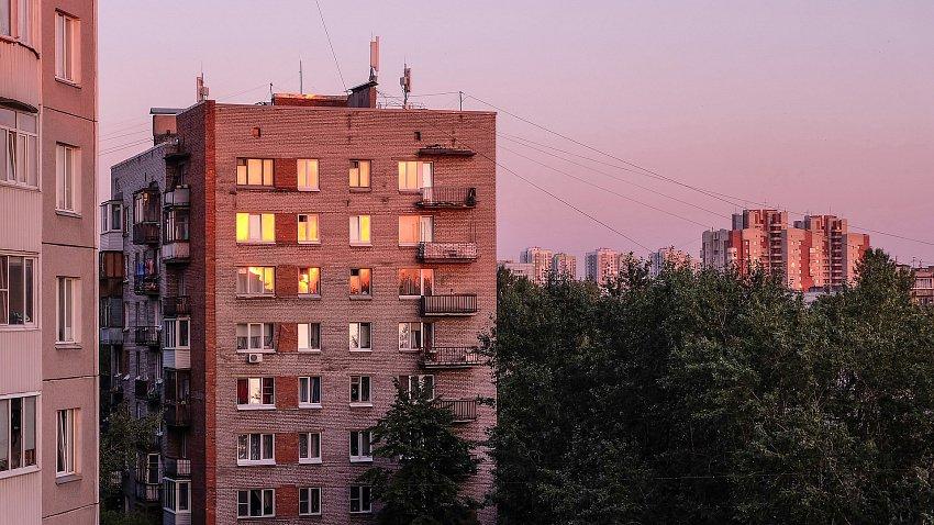 Квартиры на вторичном рынке в Челябинске подорожали почти на 5%