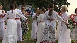 Театр Аркона готовится к празднику Иван Купала