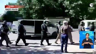 Тюменец захватил банк и взял в заложники людей