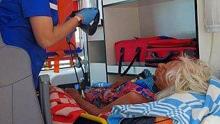 В Увельском районе 74‑летнюю женщину нашли живой после недели поисков