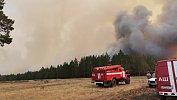 В связи с пожарами вЧелябинской области детей эвакуируют изоздоровительных лагерей