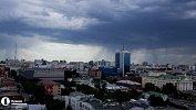 Грозы, ливни и шквалистый ветер прогнозируют ввыходные вЧелябинской области