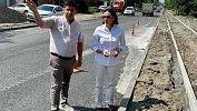 В Советском районе Челябинска начали ремонтировать поселковые дороги