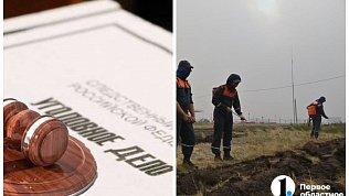 По факту пожаров вЧелябинской области возбудили уголовные дела
