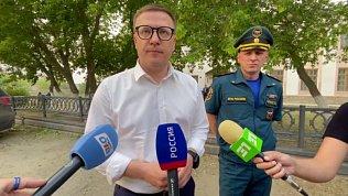 Алексей Текслер провел заседание оперштаба в поселке Джабык