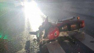 В Миассе во время ДТП пострадал мотоциклист