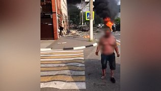 В гостинице Геленджика прогремел взрыв