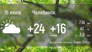 На Южный Урал надвигается потепление