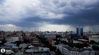 Южноуральцев ожидают дожди и аномальная жара