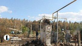 Часть жителей поселка Джабык смогут получить выплаты за сгоревшие дома по страховкам
