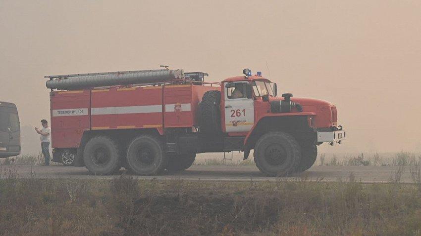 В Челябинской области отменили режим чрезвычайной ситуации