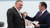 Мориса Юсупова наградили орденом Салавата Юлаева