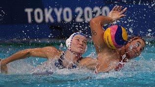 Российские ватерполистки сыграли вничью сосборной Венгрии наОлимпийских играх