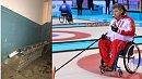 Спортсмену-инвалиду восстановят украденный пандус