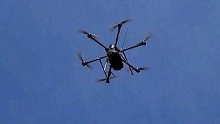В Челябинске изобрели беспилотник, проверяющий настроить систему посадки самолетов