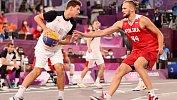 Сборная России вышла вплей-офф олимпийского турнира побаскетболу 3×3