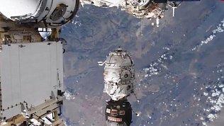 Модуль «Пирс» отсоединили от МКС и затопили на «кладбище космических кораблей»