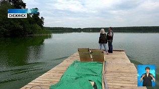 В Снежинске проводят экскурсии на плоту