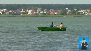 Мужчина утонул в Каслинском районе