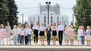 Талантливые дети сняли клип на собственный гимн Челябинска