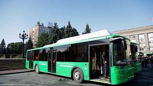 В Челябинске остановили торги позакупке автобусов наполмиллиарда рублей