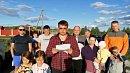 Жители поселка под Чебаркулем вновь пожаловались на затянувшуюся работу надпроектом газификации