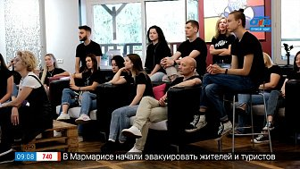 """Мастер-класс по визажу в сюжете «Проект """"Лица 3"""" продолжается»"""