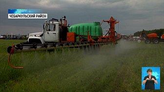 На «Дне Поля 2021» аграрии показали разработки
