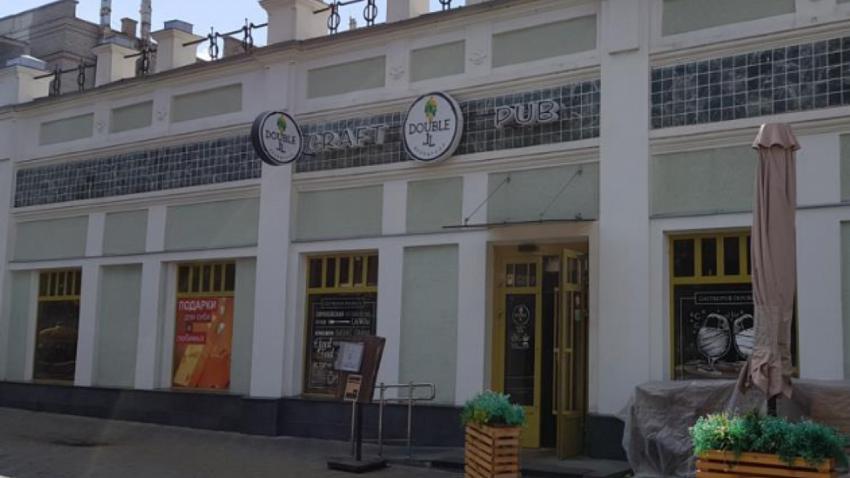 В центре Челябинска продают гастропаб «Дабл Эль» за 21,4 млн рублей