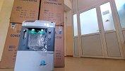 В больницу Сатки закупили кислородные аппараты длябольных скоронавирусом