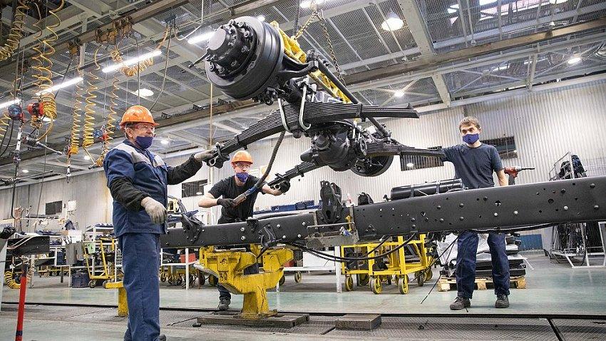 Автозавод «Урал» на 10% увеличил продажи автомобилей