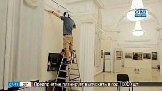 Городской пейзаж глазами художников в сюжете «Непарадный Ленинград»
