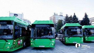 За счет экономии средств Челябинск купит еще семь автобусов нагазе