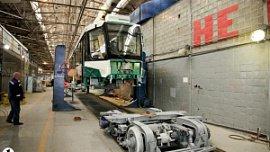 На Усть-Катавском заводе рассказали, как изготавливают трамваи для Челябинска
