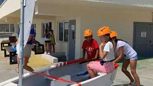 Дети из Челябинской области рассказали об отдыхе в «Артеке»