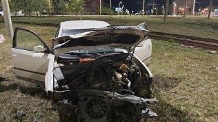 В Челябинске женщина пострадала вДТП повине пьяного водителя