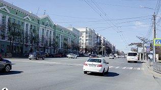 Выделенные полосы дляобщественного транспорта вЧелябинске запроектируют коктябрю
