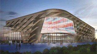 «РМК-Арена» вЧелябинске: появились первые эскизы спортивного объекта