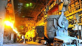ЧМК произвел 300‑миллионную тонну стали